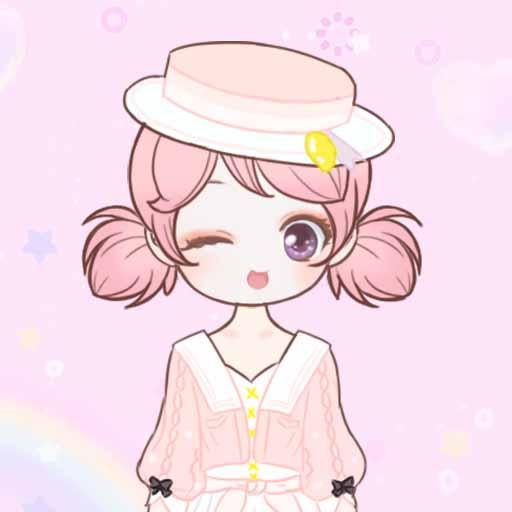 装扮小公主少女换装