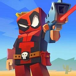 像素枪战3D-大漠求生