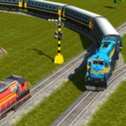 火车驾驶模拟器-3D极速列车