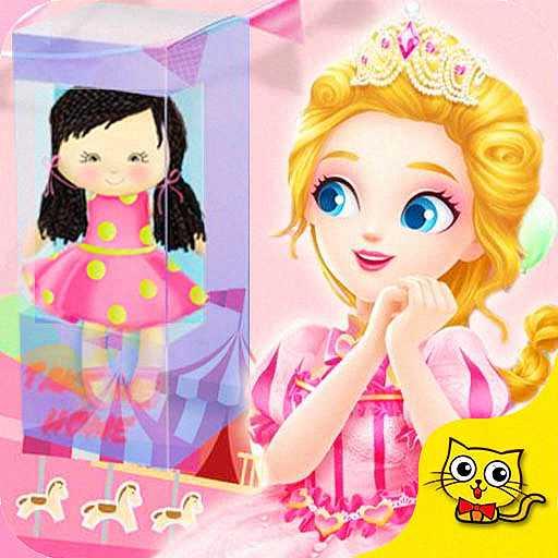 公主芭比玩具模拟