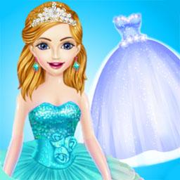 冰雪可可婚礼设计-公主化妆换装