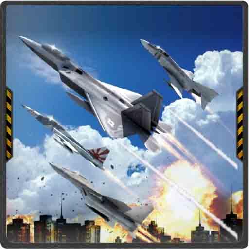 超级任务-战斗飞行员模拟器3D
