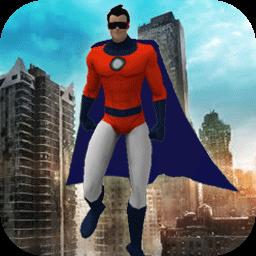 超级奥特英雄-打败敌人拯救世界