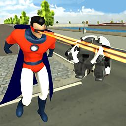 拯救小宇宙-英雄超人勇闯开放世界